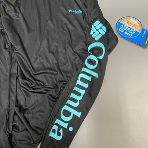 NWT Columbia Dry Fit SPF 50 Shirt
